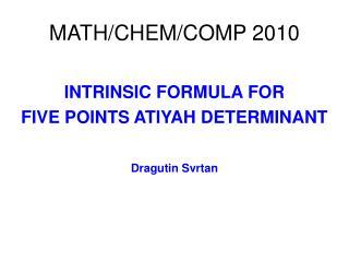MATH/CHEM/COMP 2010