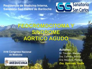 Autores: Dr. Trevisan, Mariano Dra. Corrado, Rosina Dra. Maureira, Pamela Dra. Szerman, Nadia