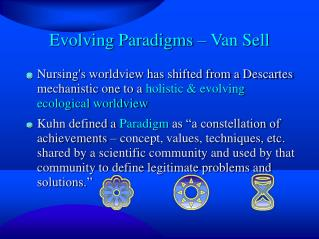 Evolving Paradigms – Van Sell