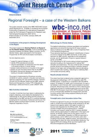 Methodology for Priority Setting