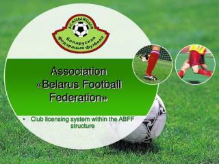 Association « Belarus Football Federation »