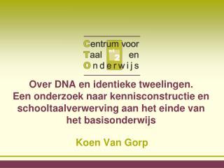Koen Van Gorp