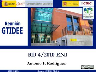 RD 4/2010 ENI