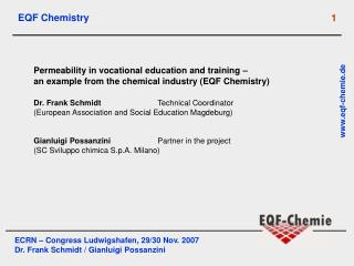 Permeability in vocational education and training �