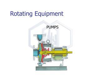 Rotating Equipment