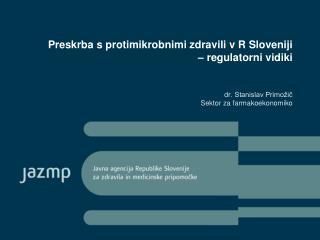 XY log-log diagram poraba_OZZ  vs. cene zdravil