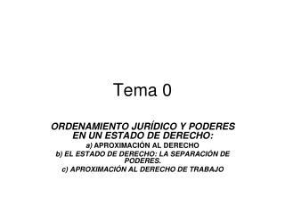 Tema 0