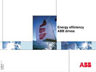 Energy efficiency ABB drives