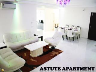 Astutestay Service Apartments