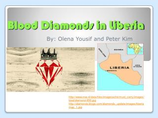 Blood Diamonds in Liberia