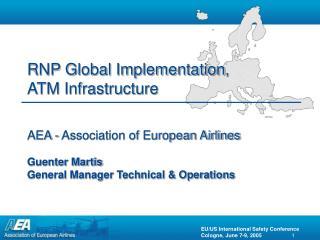 AIRCRAFT  GLOBAL RNP APPROVALS