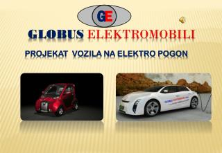 GLOBUS ELEKTROMOBILI