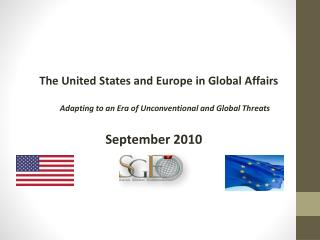 The United States and Europe in Global Affairs