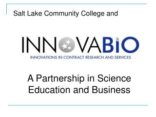 A Partnership in Science Education and Business