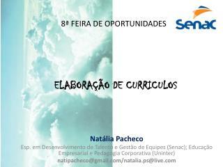 8ª FEIRA DE OPORTUNIDADES
