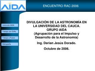ENCUENTRO RAC 2006