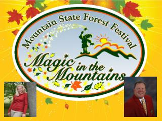 History of  Mountain State Forest Festival