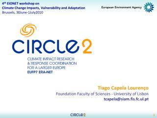 Tiago Capela Louren�o Foundation Faculty of Sciences - University of Lisbon