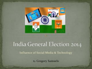 India General Election 2014
