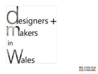 Ann Catrin Evans  – designer+maker