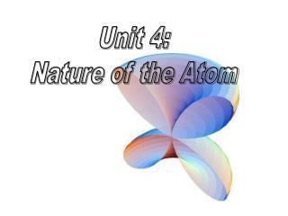 Unit 4: Nature of the Atom