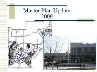 Master Plan Update  2009