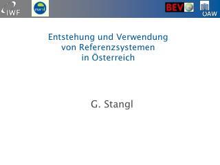 G. Stangl