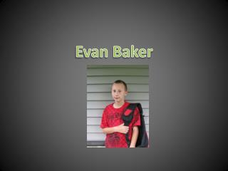 Evan Baker