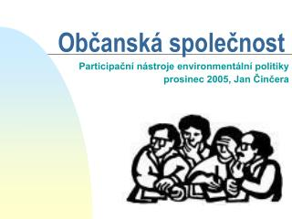 Občanská společnost
