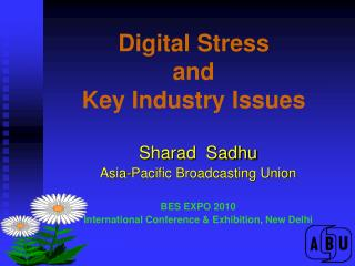 Digital Stress and Key Industry Issues