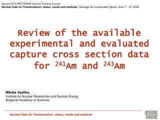 Nuclear Data for Transmutation: status, needs and methods