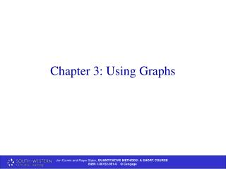Chapter 3: Using Graphs