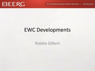 EWC Developments