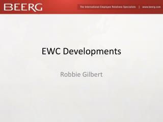 EWC Developments