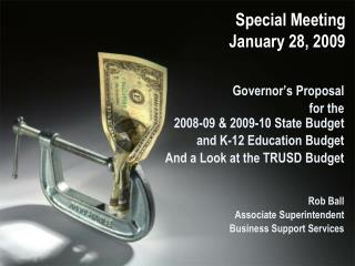 Special Meeting January 28, 2009