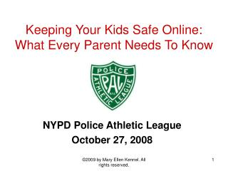 Keeping Your Kids Safe Online: What Every Parent Needs To Know