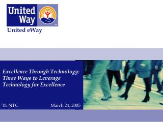 Excellence Through Technology: Three Ways to Leverage  Technology for Excellence