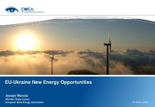 EU-Ukraine New Energy Opportunities