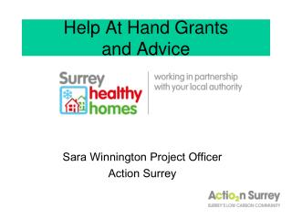 Help At Hand Grants  and Advice