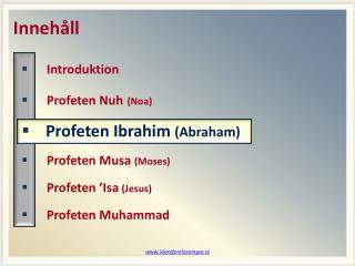 Islamforelasningar.se