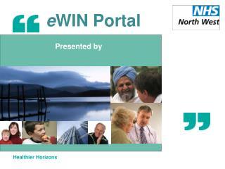 e WIN Portal