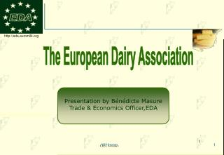 The European Dairy Association