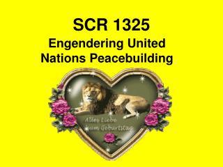 SCR 1325