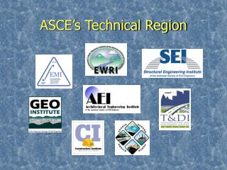 ASCE's Technical Region