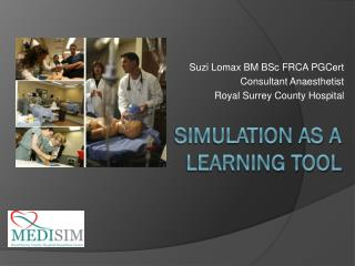 Simulation as a learning tool