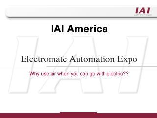 Electromate Automation Expo