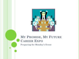My Promise, My Future Career Expo
