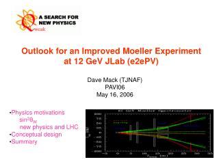 Outlook for an Improved Moeller Experiment at 12 GeV JLab (e2ePV)