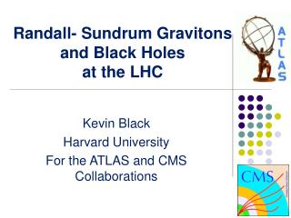 Randall- Sundrum Gravitons and Black Holes at the LHC