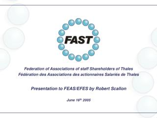 Federation of Associations of staff Shareholders of Thales